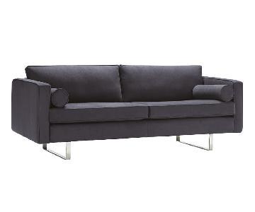 Conran 59th Street Content Sofa in Grey