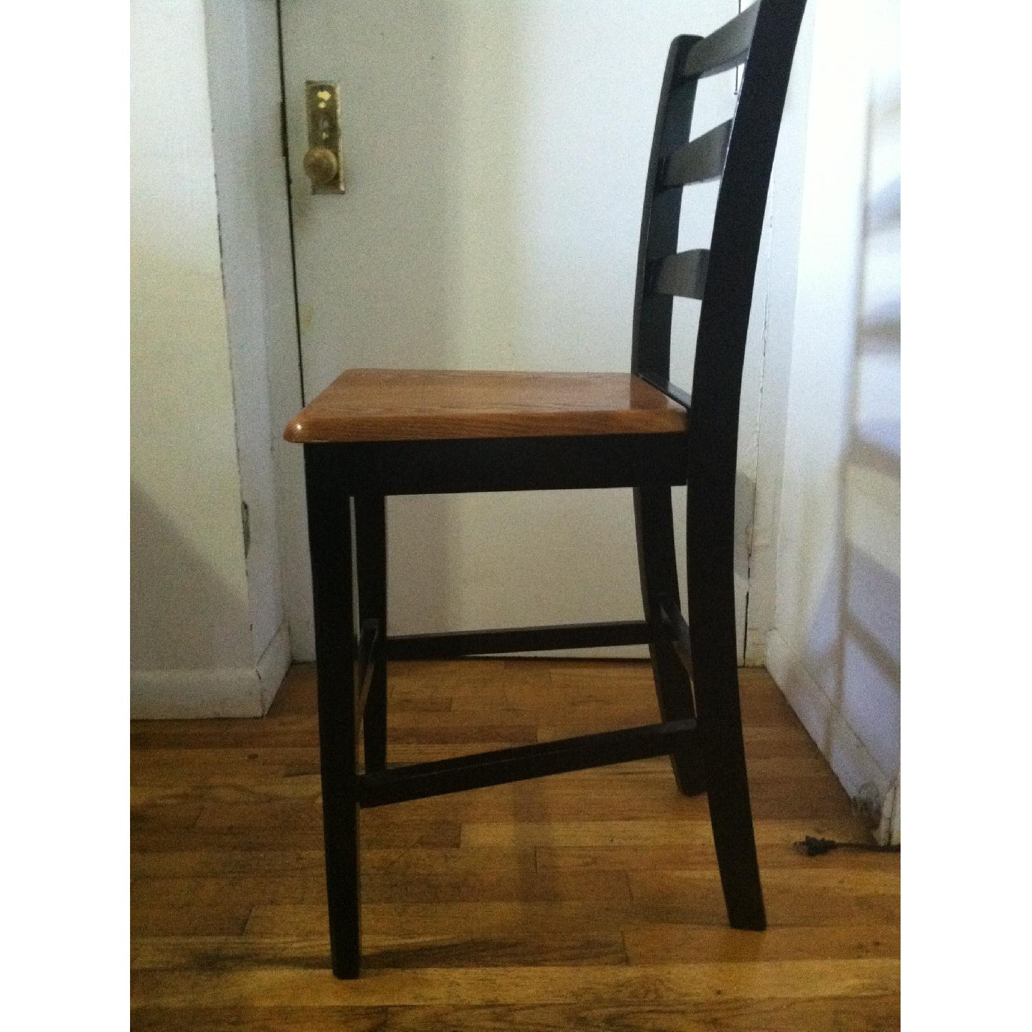 Tall Kitchen Table w/ 4 Chairs