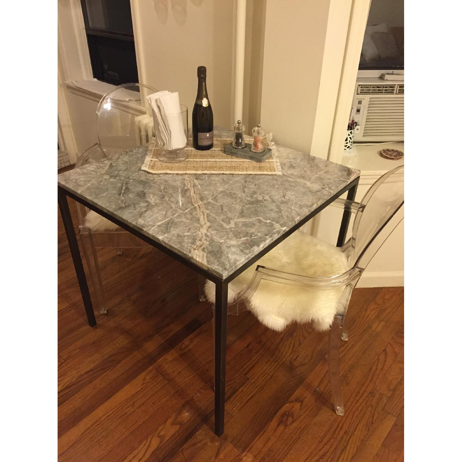 Marble Kitchen Table - image-2