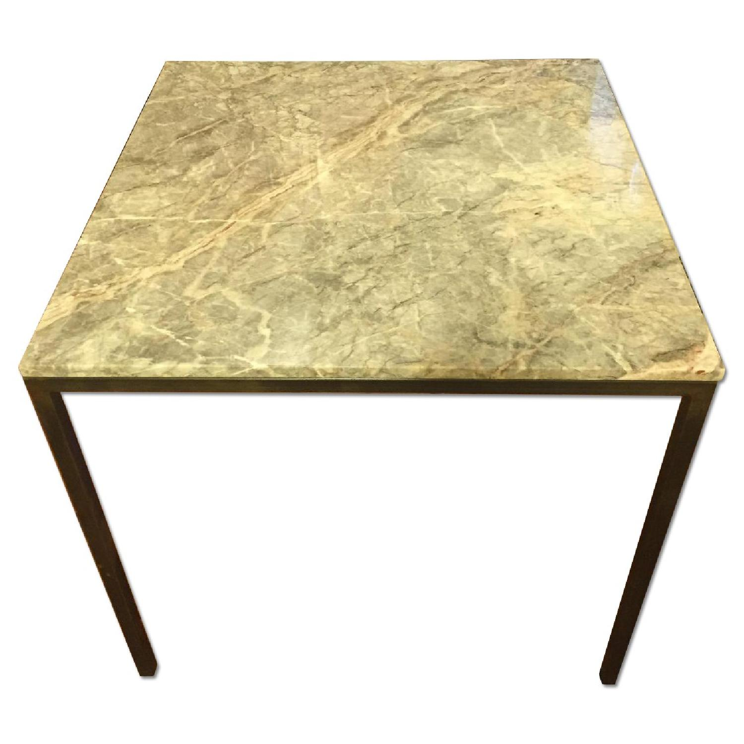 Marble Kitchen Table - image-0