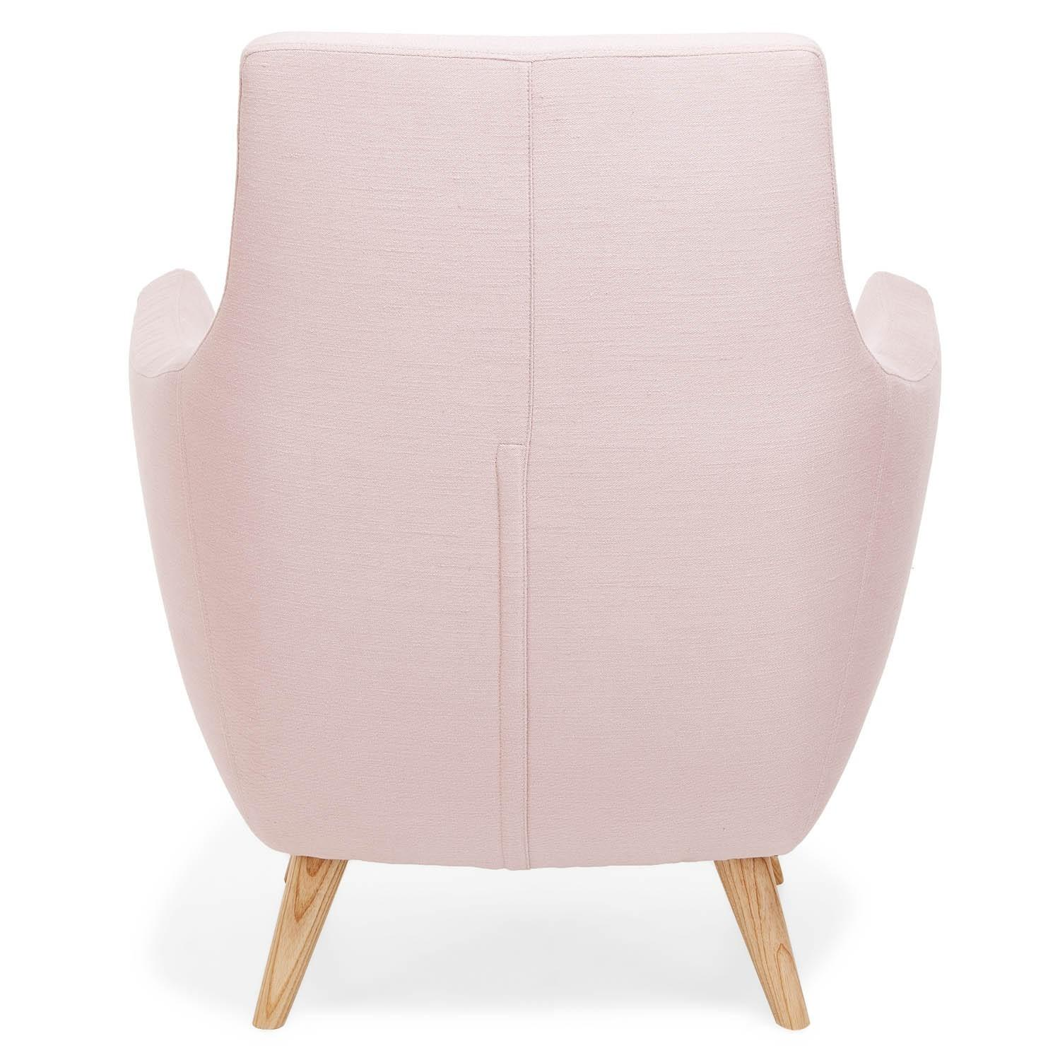 ABC Carpet & Home Pittsburg Pink Armchair - image-3