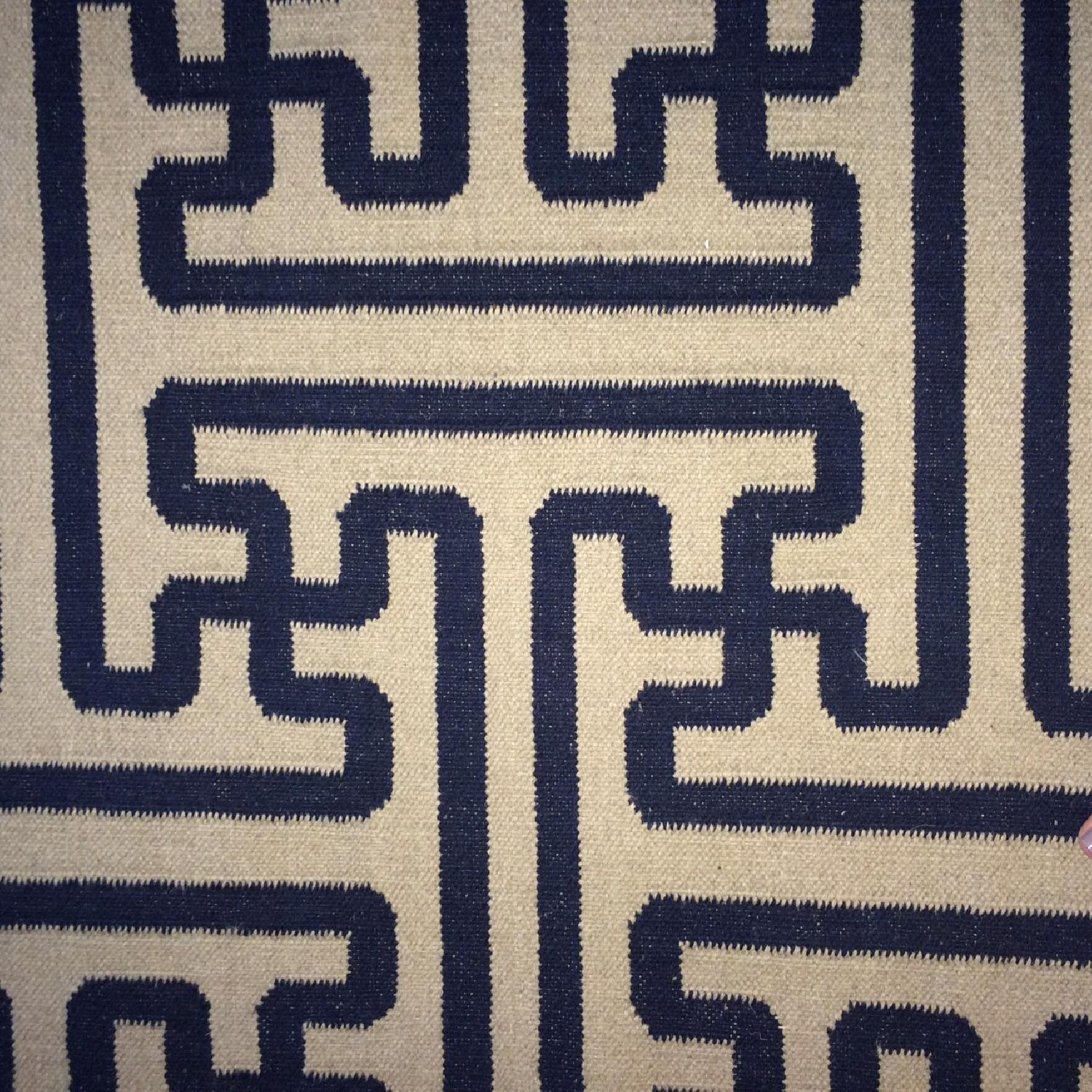 Horchow Grecian Tiles Rug - image-0