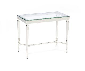 Williams Sonoma Cosmopolitan Side/End Tables