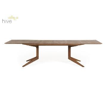 De La Espada Extendable Dining Table