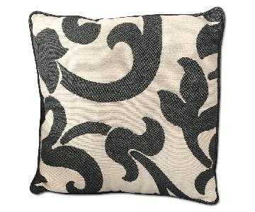 Gray Accent Pillows