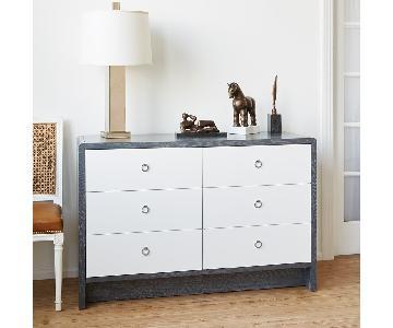 Bungalow 5 Niagara 6-Drawer Dresser