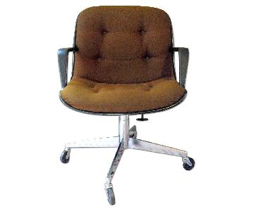 Remington Rand Vintage Executive Office Chair w/ Casters