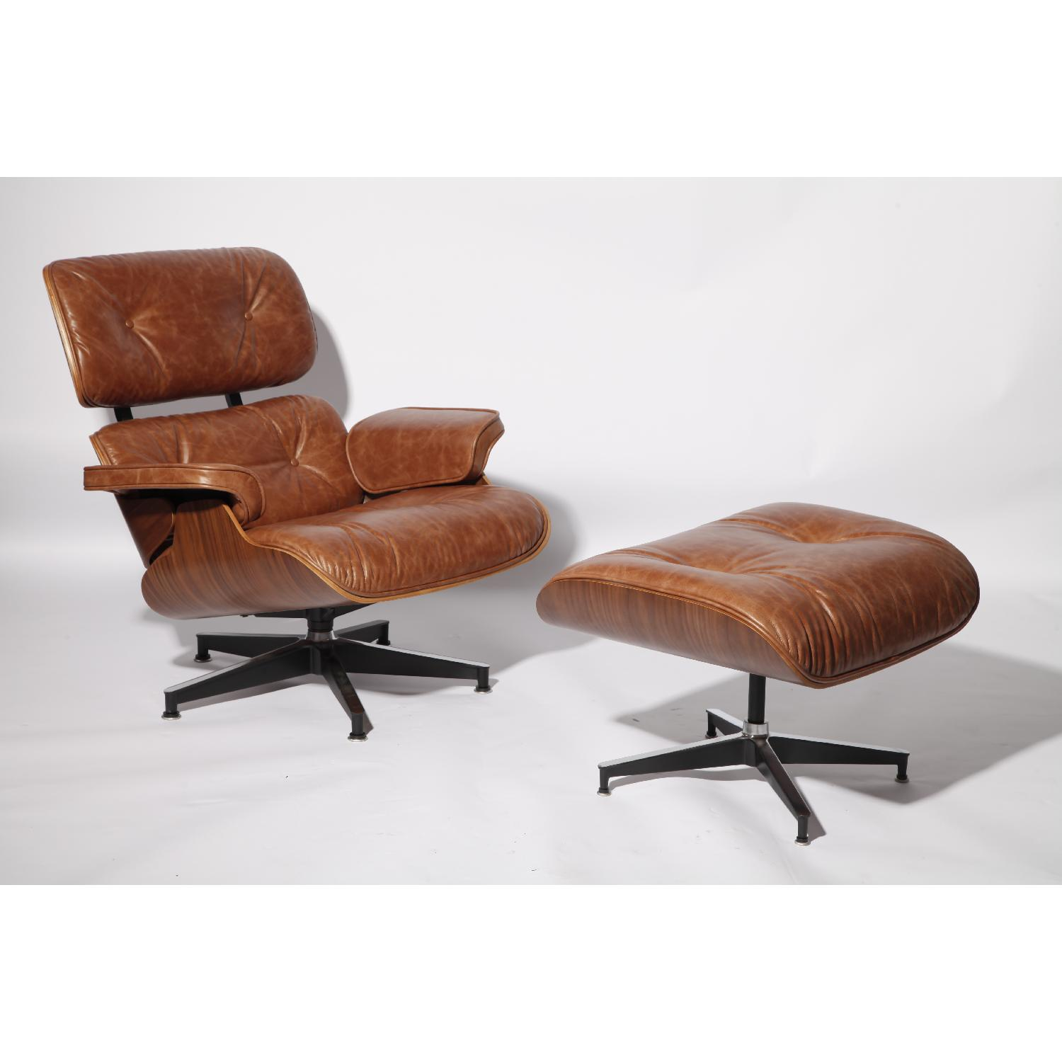 Classic Eames Lounge Chair Replica Aptdeco