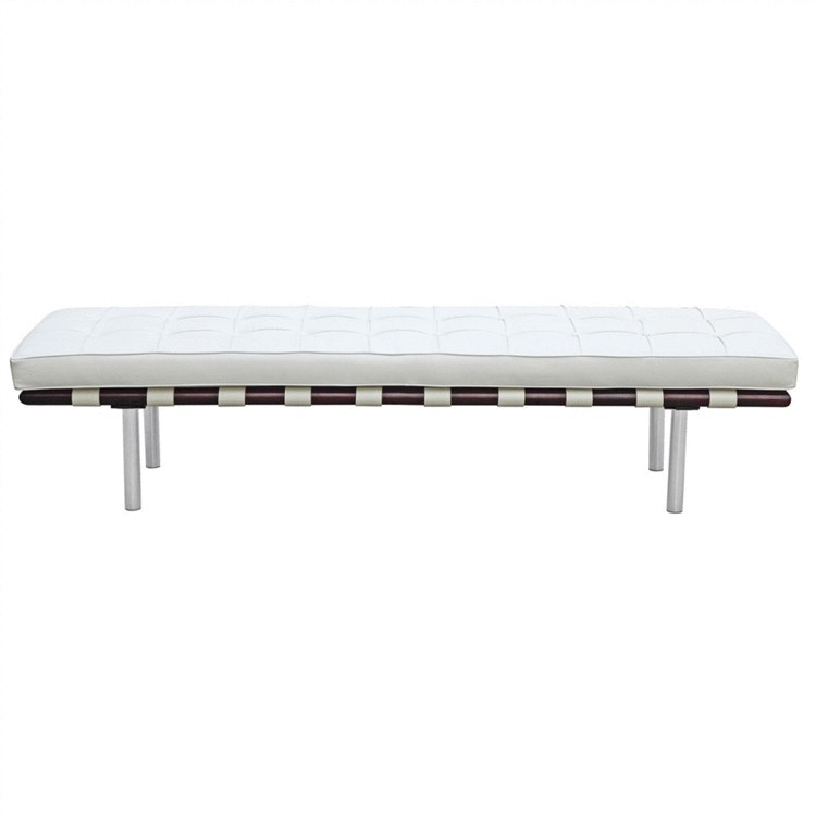 Barcelona 3 Seater Bench Replica