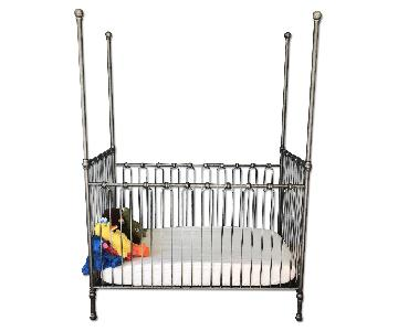 Restoration Hardware Martine Canopy Crib