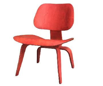 Saarinen & Eames Evans LCW Lounge Chair