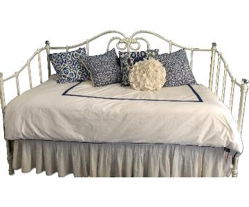 Pottery Barn White Daybed