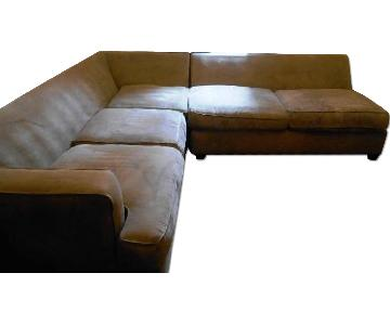 Bloomingdale's Riley Sectional Sofa