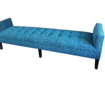 Mitchell Gold + Bob Williams Custom Upholstered Bench