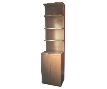 Custom Wall Cabinet w/ Shelves