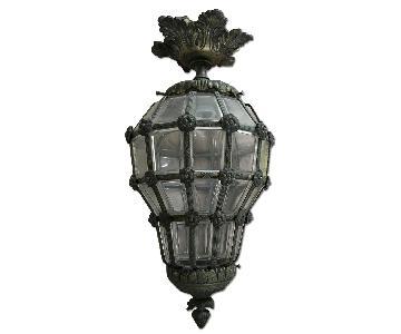 Antique Versailles Lantern Light