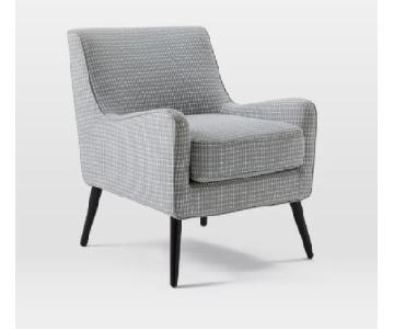 West Elm Book Nook Armchair