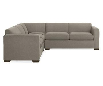 Room & Board Ian 3-Piece Sectional Sofa