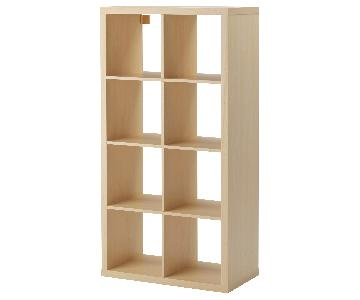 Ikea Kallax 8-Shelf Bookcase