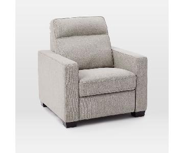West Elm Henry Power Recliner Chair