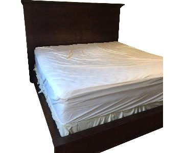 Restoration Hardware King Size Bed