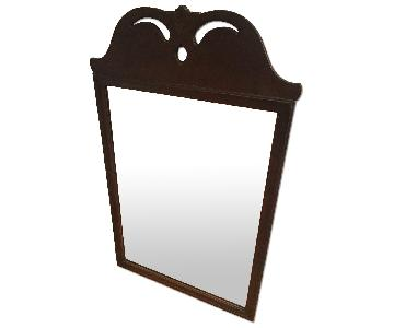 Colonial Style Vintage Mirror