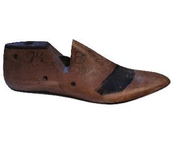 Antique Wooden Shoe Stretcher