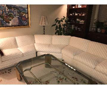 Starlight Upholstery Sectional Couch