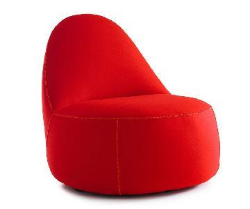 Bernhardt Design Mitt Lounge Chair