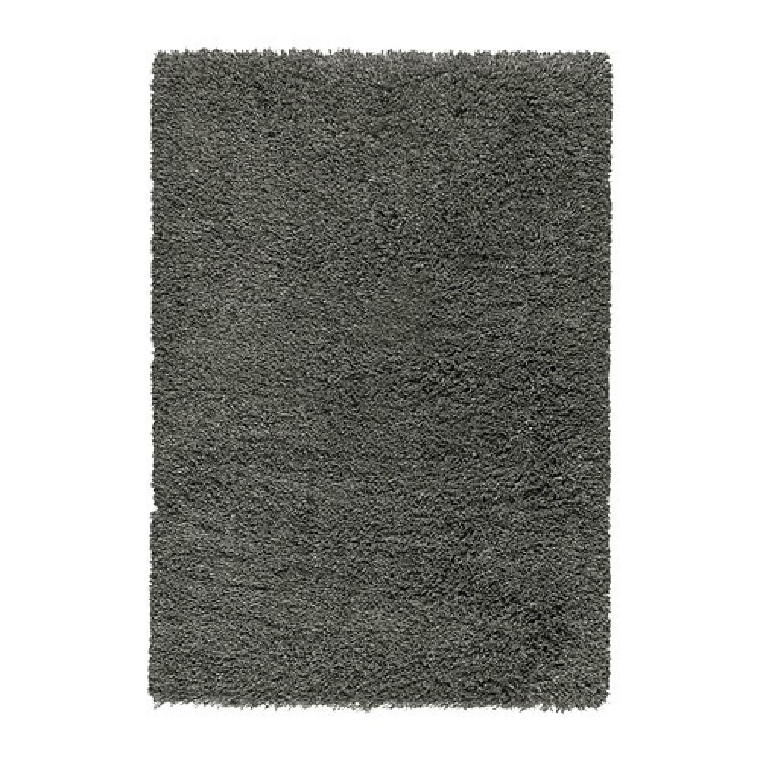Ikea Gaser High Pile Area Rug