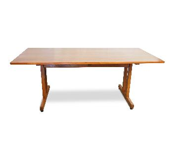 Hans J. Wegner Shaker Dining Table