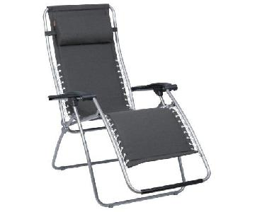 Lafuma Ergonomic Zero Gravity Reclining & Folding Chair