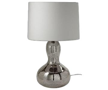 West Elm Table Lamp w/ Shade