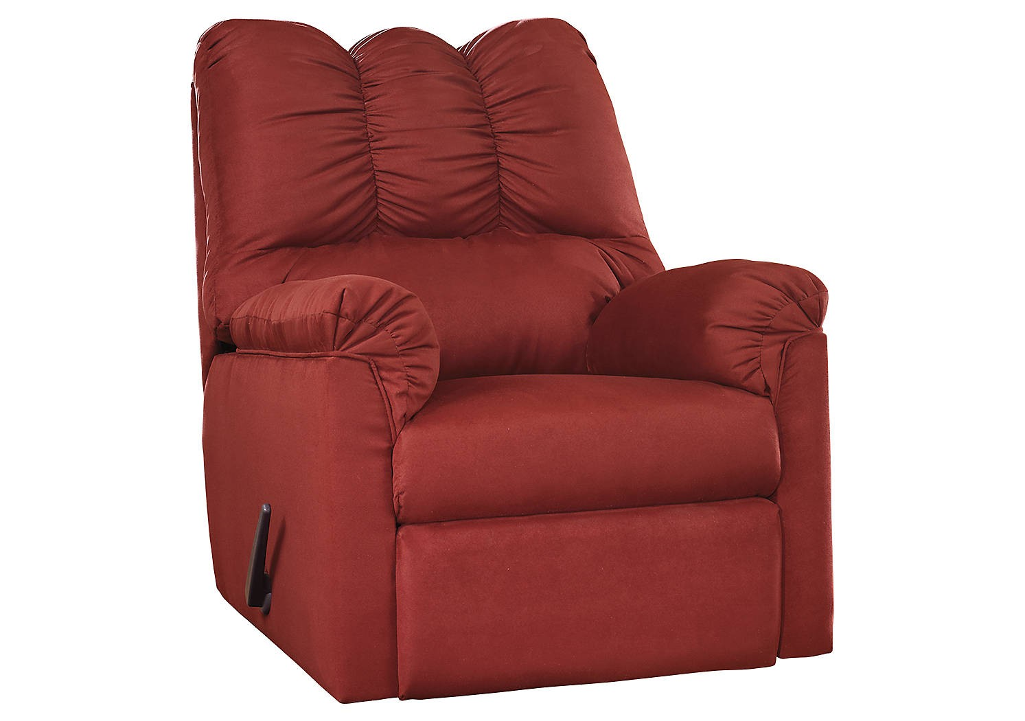 Ashley's Darcy Red Recliner