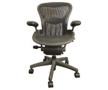 Herman Miller Aeron Size A Chair