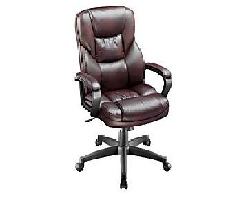 Office Depot Leather Office Chair