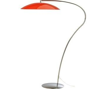 CB2 Lobster Modern Floor Lamp