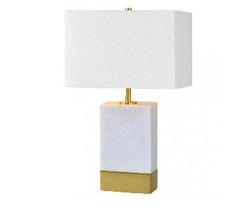 Ren-Wil Lucent Small Table Lamps
