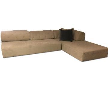 West Elm Tillary Modular Sectional Sofa