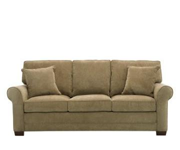Raymour & Flanigan Kathy Ireland Queen Sleeper Sofa