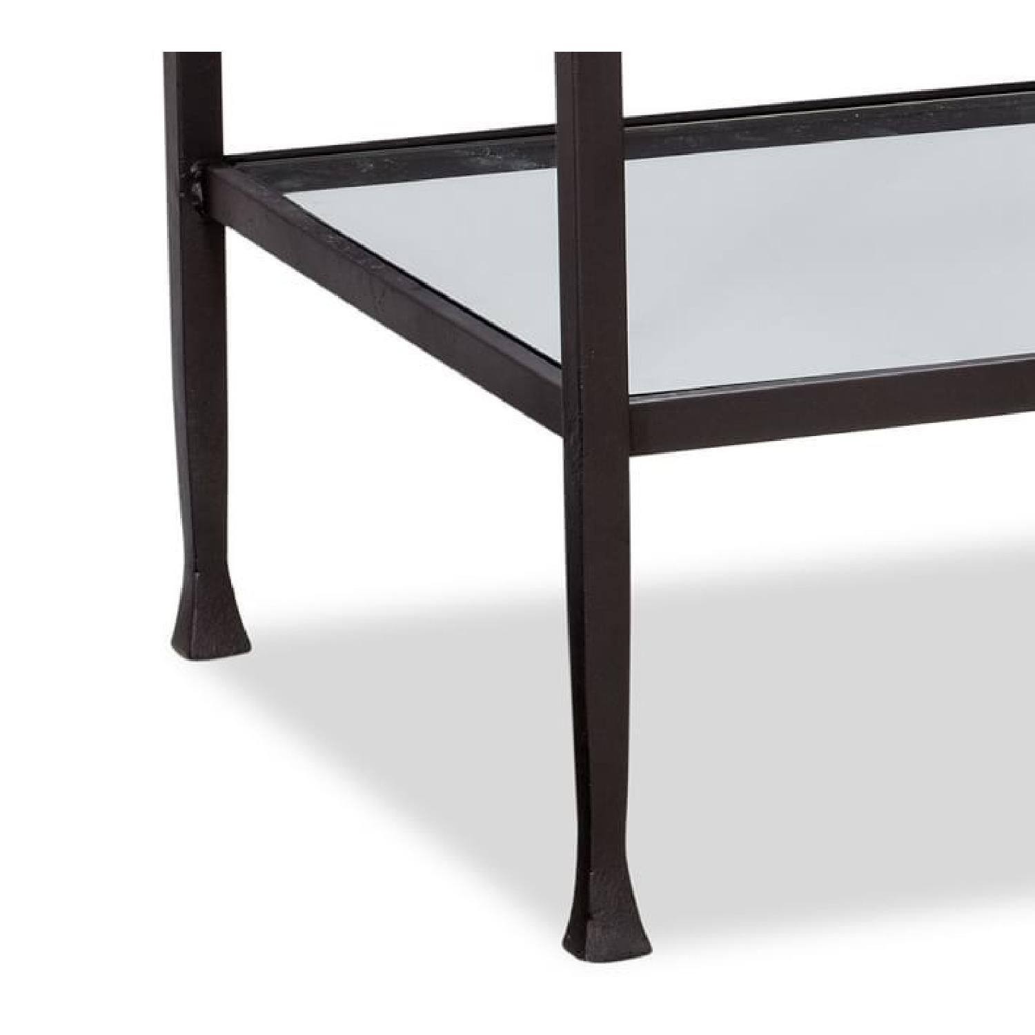 100 [ Pottery Barn Tanner Coffee Table ]