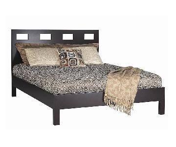 Modus Furniture Riva Platform Queen Size Bed