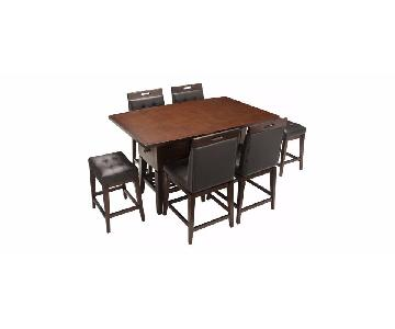 Raymour & Flanigan Danfield 7 Piece Dining Set