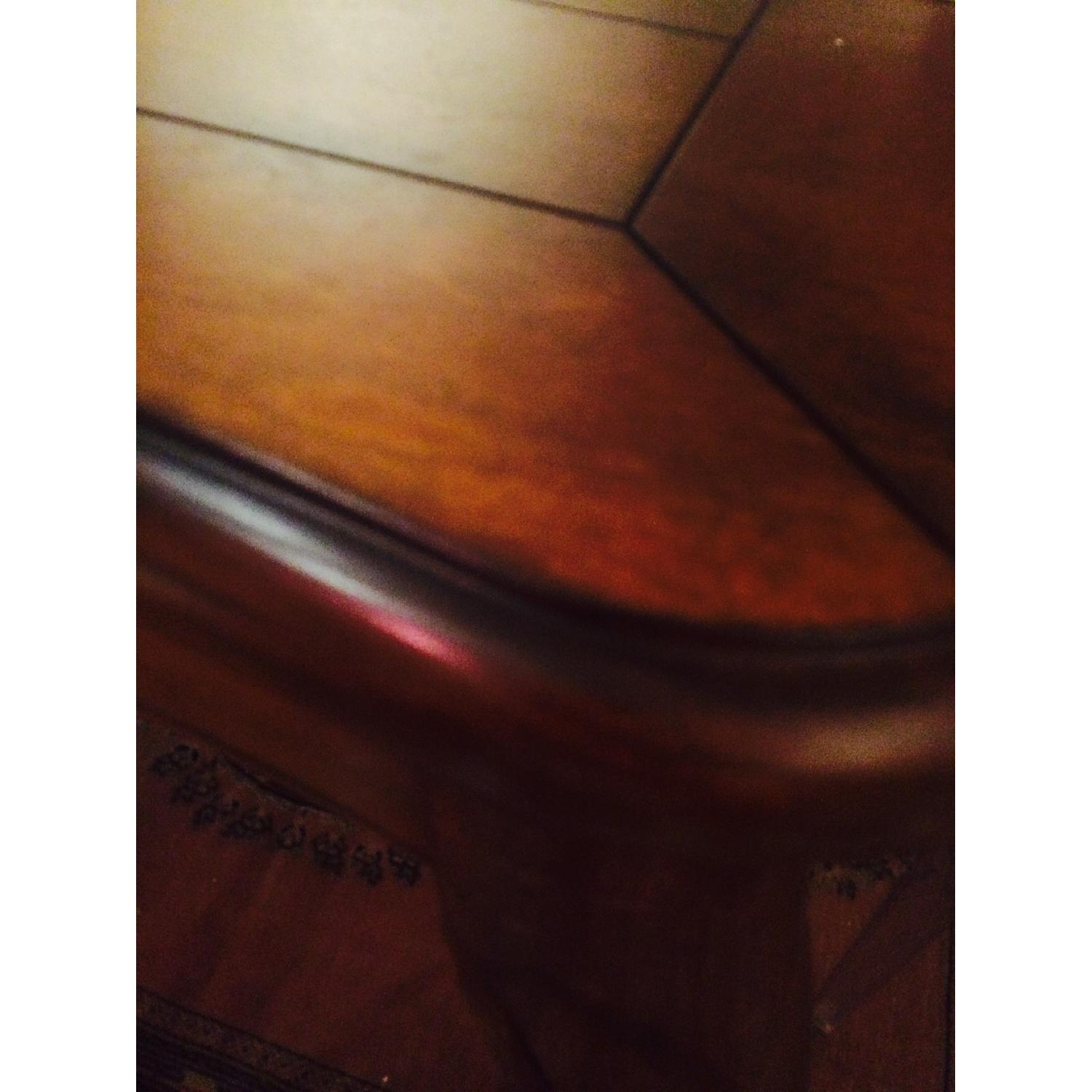 French Wooden Farm Table - image-3