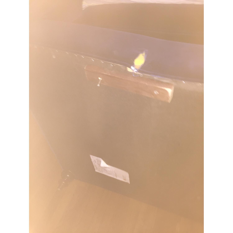 Steven Anthony Belgium Velvet Oxford Chaise/Daybed - Pair - image-5