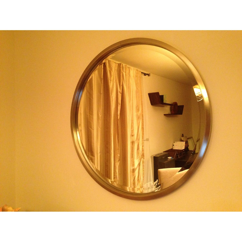 Bloomingdale's Round Mirror - image-1