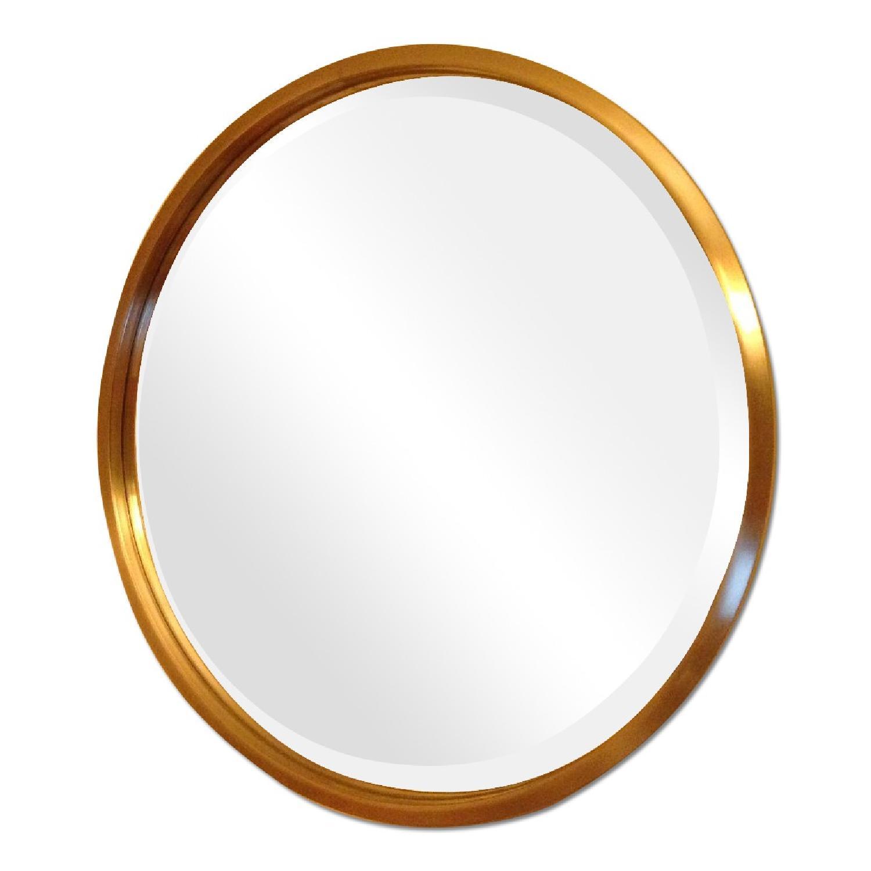 Bloomingdale's Round Mirror - image-0