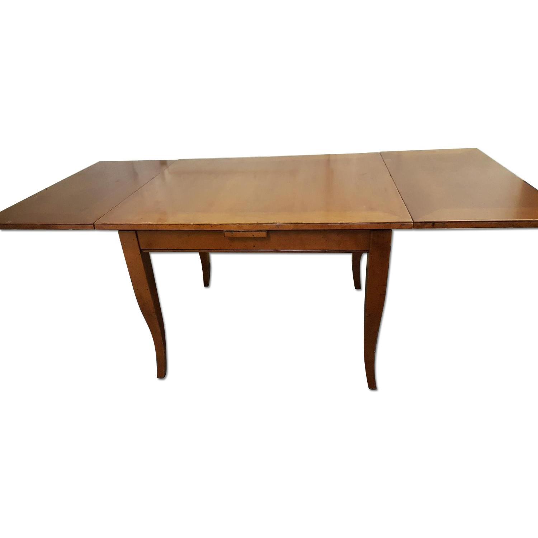 Bloomingdales Fruitwood Dining Table