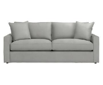 Room & Board York Sofa in Grey