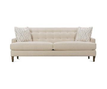 Rowe Furniture Custom Sofa